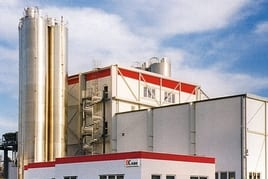 Berlin mixing plant