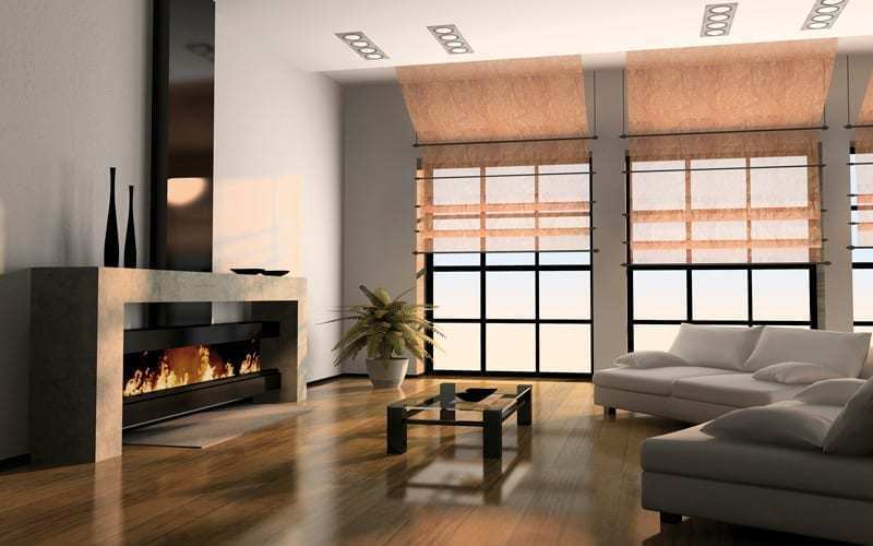 Kbe system 88mm standard fenster und haust rsystem for Einfamilienhaus innenansicht